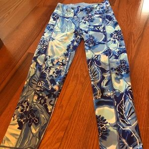 Lily Pulitzer yoga pants